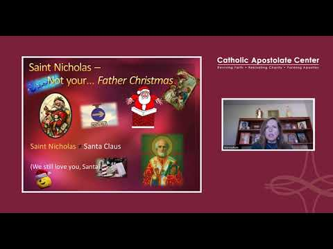 Saint Nicholas and the Light of the East
