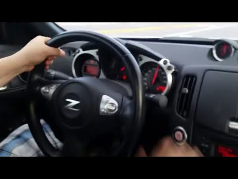 2016 Nissan 370z Base automatic 0-60mph, and accelerations over 120mph in D and manual mode. FULL HD