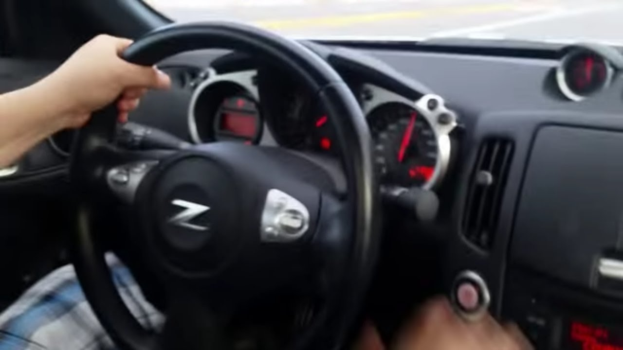 2016 Nissan 370z Base automatic 0 60mph and accelerations