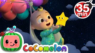 Twinkle Twinkle Little Star + More Nursery Rhymes & Kids Songs - CoComelon