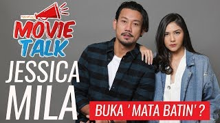 Video Jessica Mila Buka MATA BATIN di Film Terbarunya! download MP3, 3GP, MP4, WEBM, AVI, FLV Oktober 2018