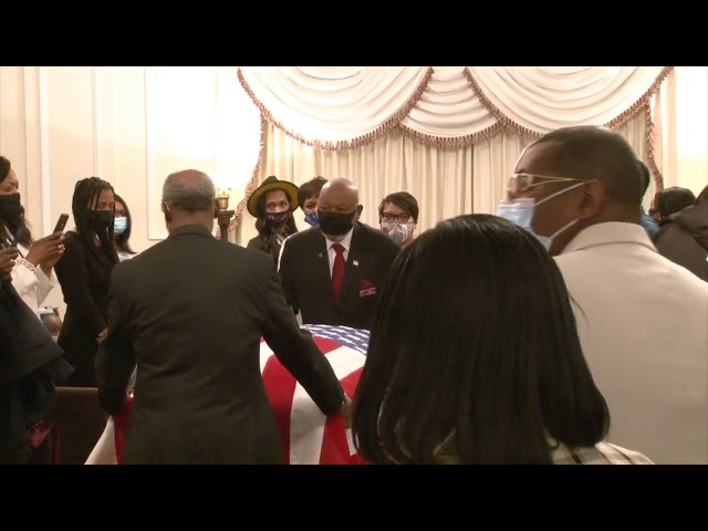 Funeral Services for Joe Travis