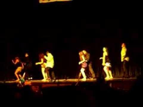 Punta dance!: Punta dance at hamilton high!