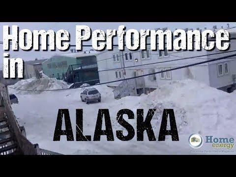 Building Science in Alaska: Home Energy Minute