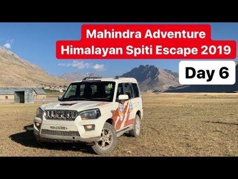 Tabo to Kaza - Mahindra Adventure Himalayan Spiti Escape 2019 - Day 6