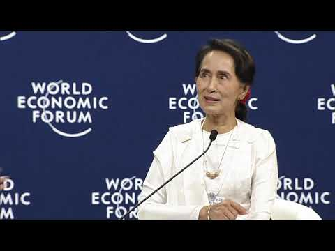 A Conversation with Daw Aung San Suu Kyi, State Counsellor of Myanmar