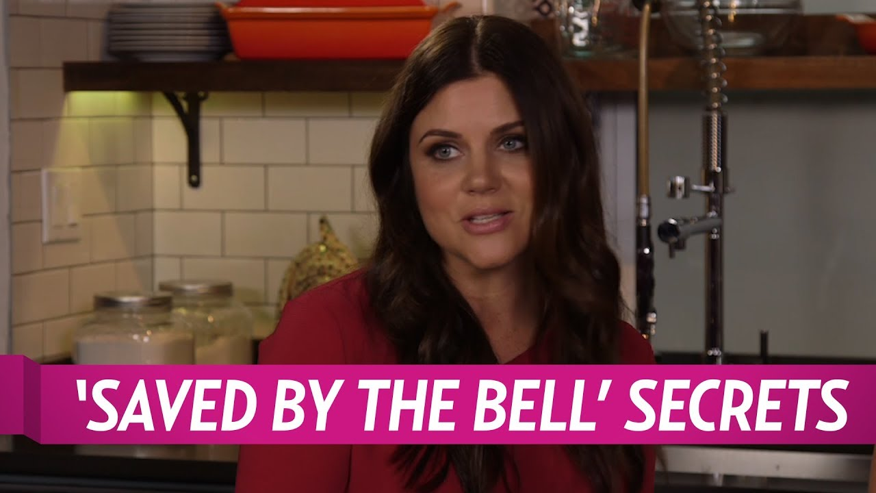 Download 'Saved By The Bell' Secrets with Tiffani Thiessen