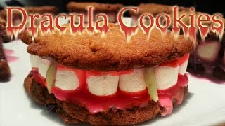 DRACULA-KEKSE VEGAN DIY Halloween [HALLOWEEN 2014] Thumbnail
