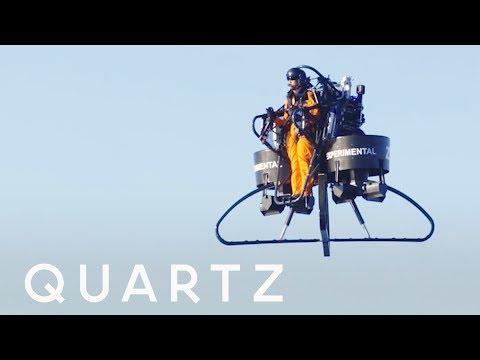 Quartz - Magazine cover