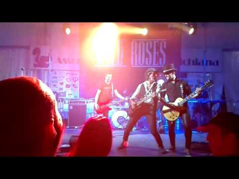 Welcome To The Jungle - Wild Roses - Guns'n'Roses Tribute