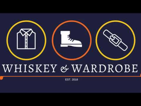 Award-Winning Author/Podcaster Jeremy P Elder announces his partnership with Whiskey & Wardrobe.