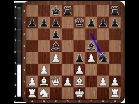 (2) Bent Larsen vs Boris Spassky (match URSS vs Resto del Mundo, 1970) // Apertura Larsen