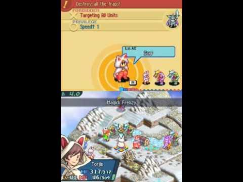 Final Fantasy Tactics A2 - Job Seer
