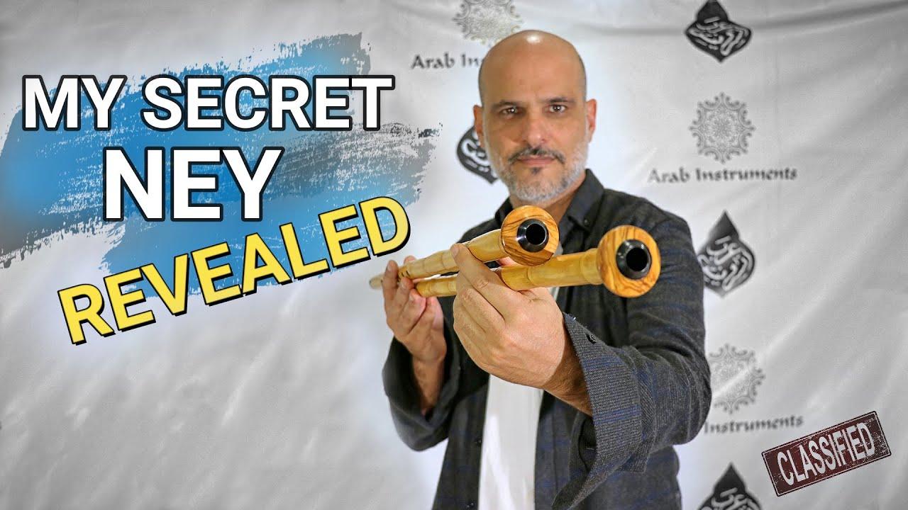 My Secret Premium Turkish Ney Revealed