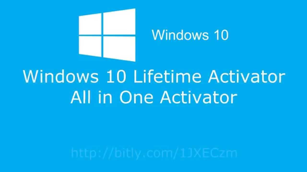 windows all in one activator download