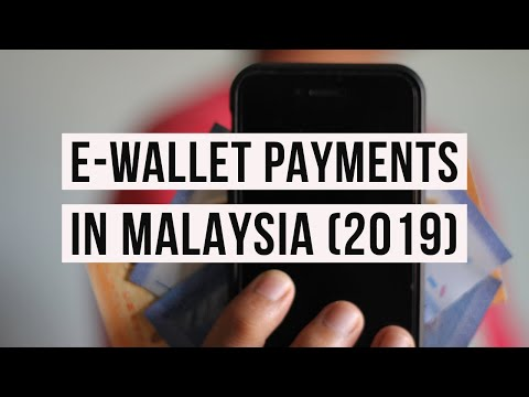 E-Wallet Payments In Malaysia (2019)