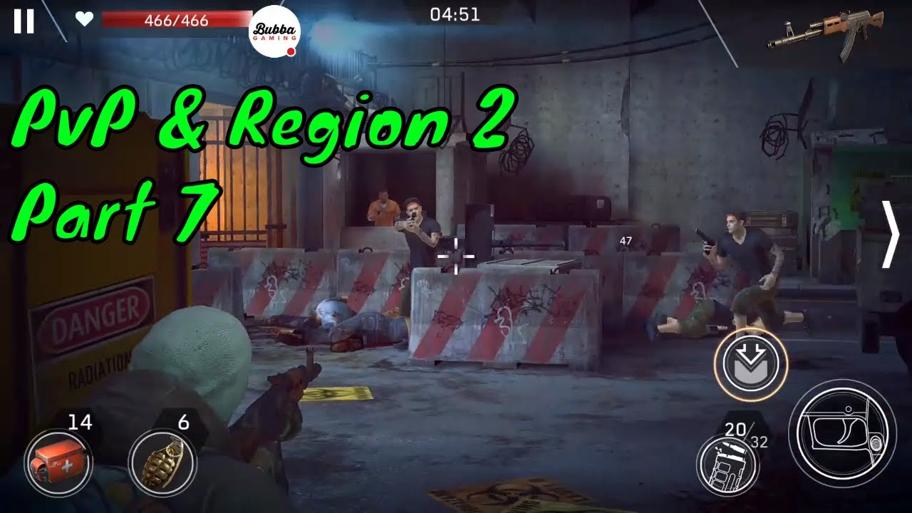 How to remove pvp in the region