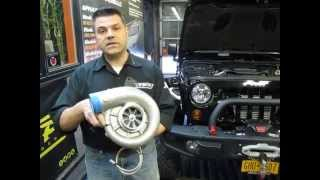 RIPP Jeep Wrangler 3.6 JK Supercharger Walk Through
