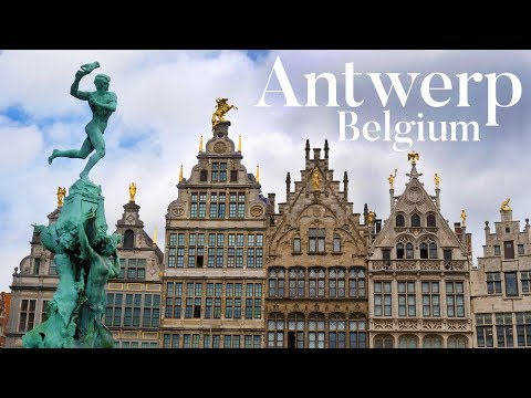 MOVED TO TEARS IN ANTWERP, BELGIUM (LONELY PLANET BEST IN TRAVEL 2018) | Eileen Aldis