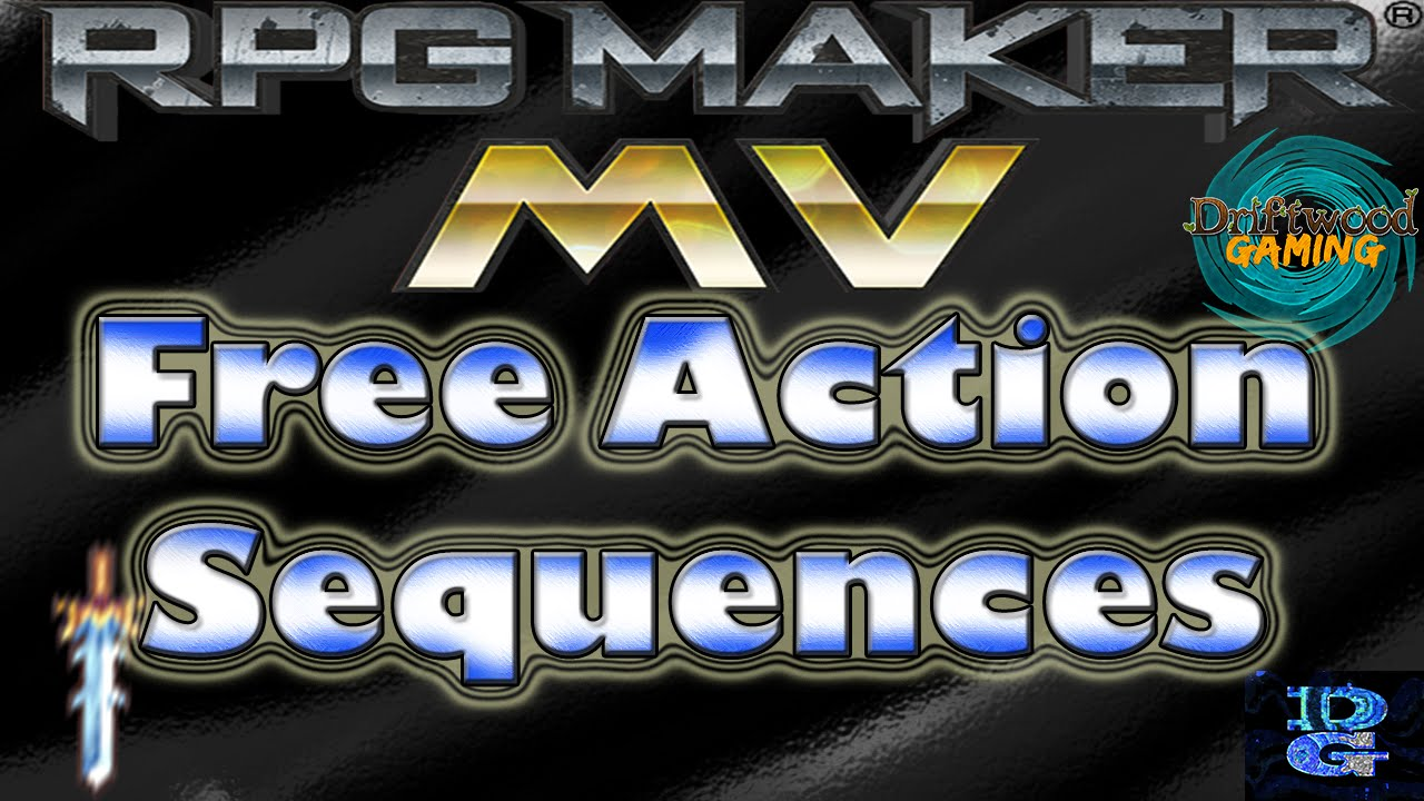 RPG Maker MV Action Sequence: Tri-Pierce | Driftwood Gaming