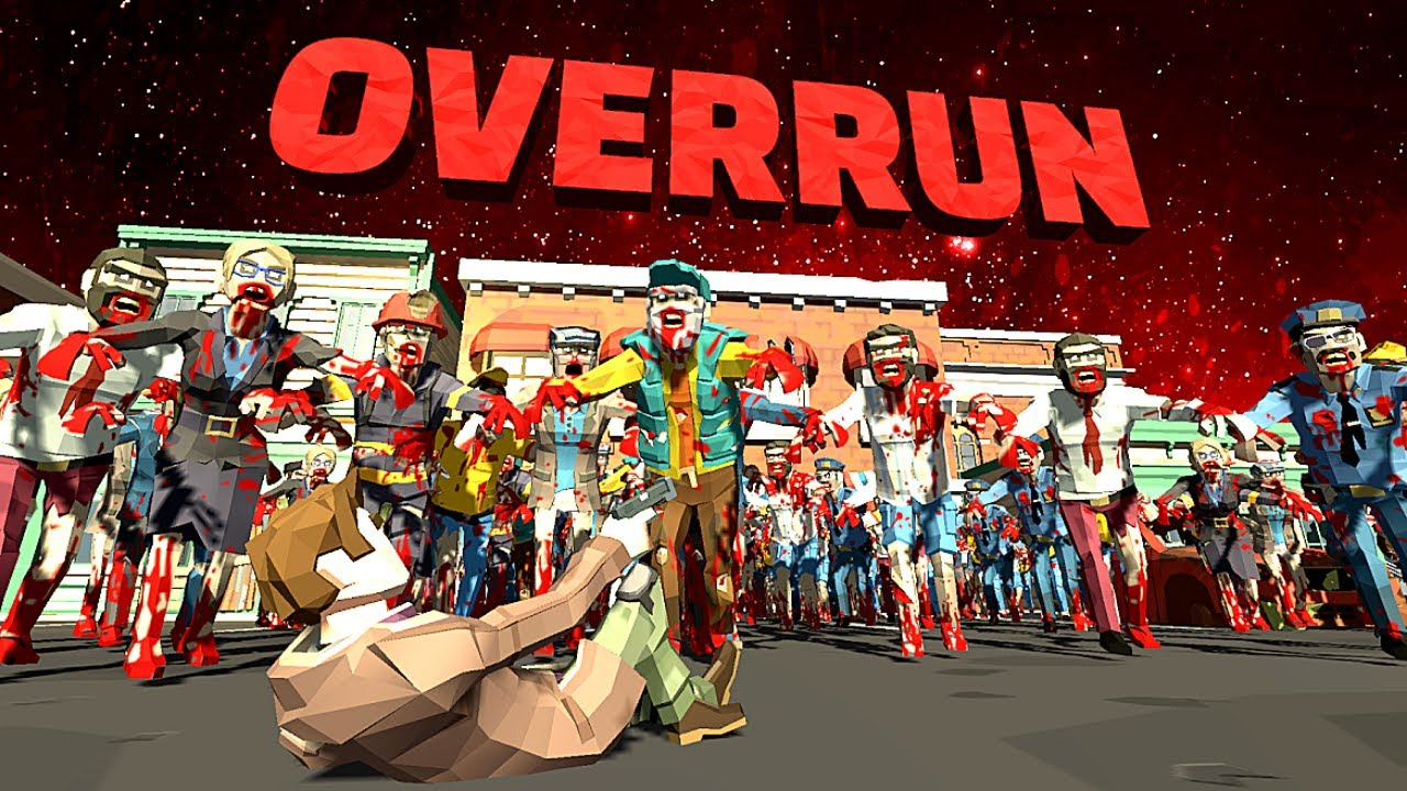 Download Overrun: Zombie Horde Survival - Android Game Gameplay Part 1 - New Game Official Trailer