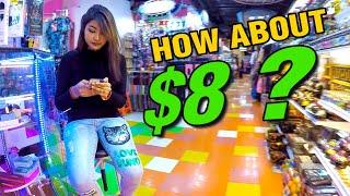 Buying Fake iPhone & Samsung Smartphones in Bangkok Shopping Mall