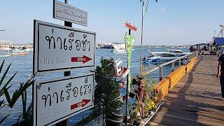 어서와 태국 현지인들이 많이가는 휴양지 아름다운섬 코사…