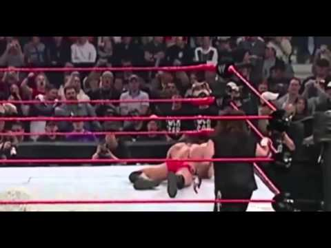 [FULL]Randy Orton VS Cactus Jack (Mick Foley)-Backlash 2004 No Holds Barred