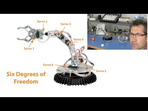R700: Vector Robotic Arm