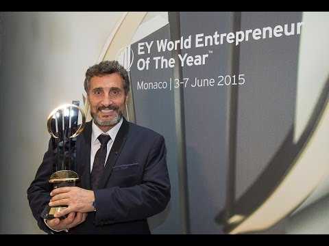 Mohed Altrad Named EY World Entrepreneur Of The Year 2015