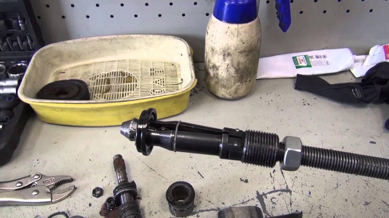 рулевая рейка фольксваген т4 ремонт своими руками
