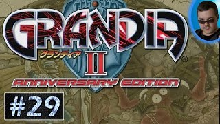 Grandia 2 Anniversary (HARD) (Jap. dub) ► #29 - To the Moon