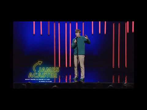 James Acaster Stand Up Comedy Ep.1