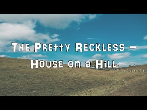 The Pretty Reckless - House on a Hill [Acoustic Cover.Lyrics.Karaoke]