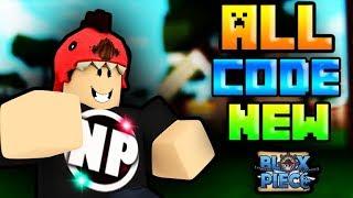 ROBLOX | ALL CODE NEW IN GAME BLOX PIECE | [☄️UPDATE 5 + LAG FIX] Blox Piece