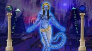 Nubian Na'vi on Planet Naboo