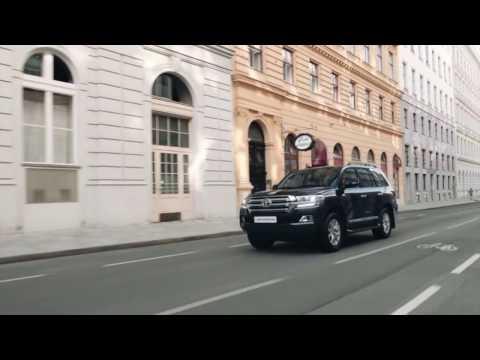 Володар доріг Toyota Land Cruiser 200