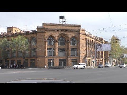 Yerevan, 03.04.18, Tu,  Video-1, YEREVAN Molits Kino HAYRENIK.