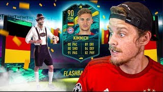 KLUB 80 KIMMICH?! 90 PLAYER MOMENTS KIMMICH PLAYER REVIEW! FIFA 20 Ultimate Team