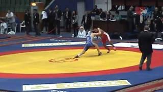 Yarygin 60kg Dozurash Kujguget vs Ahmed Chakaev