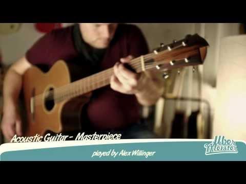 Acoustic Guitar Masterpiece - Ubermeister Guitars