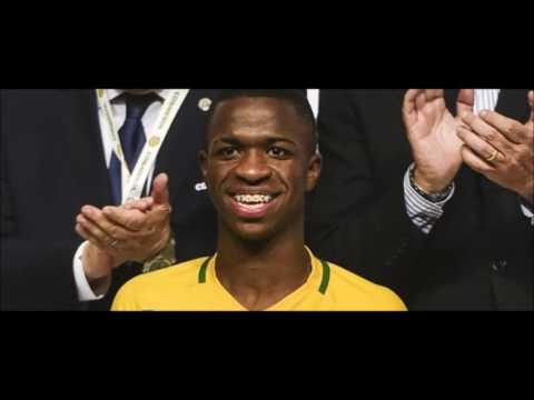 Vinícius Júnior € 61 million from Real Madrid to 2000 born player