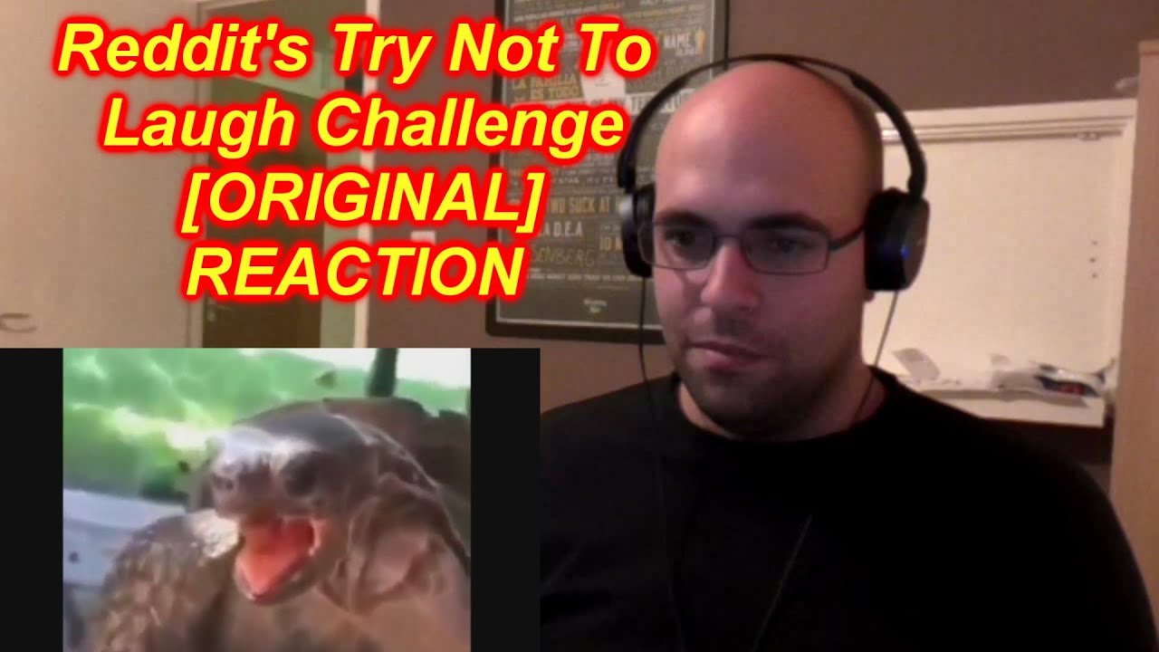 Reddits Try Not Laugh Challenge
