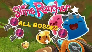 How to find All Gordo Slimes in Slime Rancher(1.0.1+ versions)