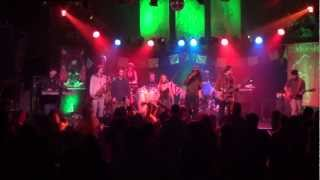 Buddhahood ~ Ital ~ January Thaw 2013 Water Street Music Hall Rochester NY