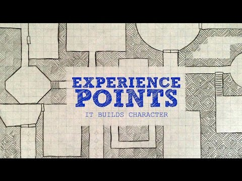 Experience Points Teaser