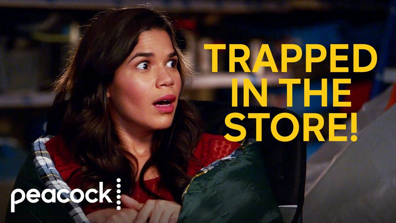 Download Superstore   The Employees Get Trapped in Cloud 9