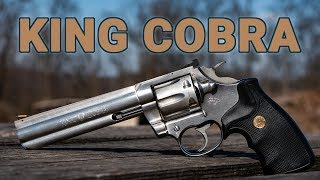 The King Cobra is a Great Hiking and Ranch Revolver