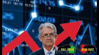 they are no longer trying to crash the economy beware inflation