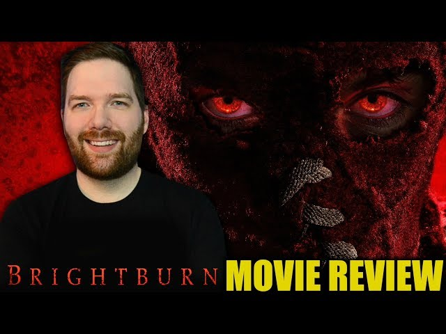 Brightburn - Movie Review